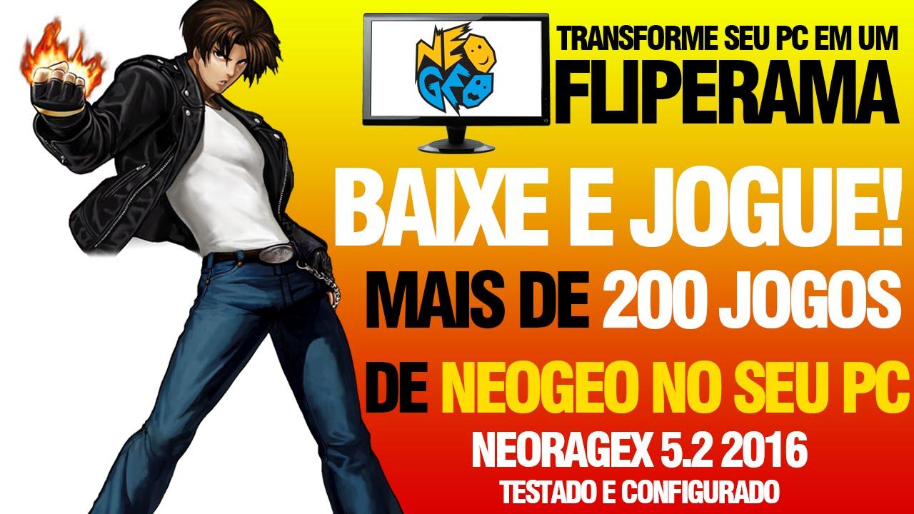 neo geo rage x 5.4 download