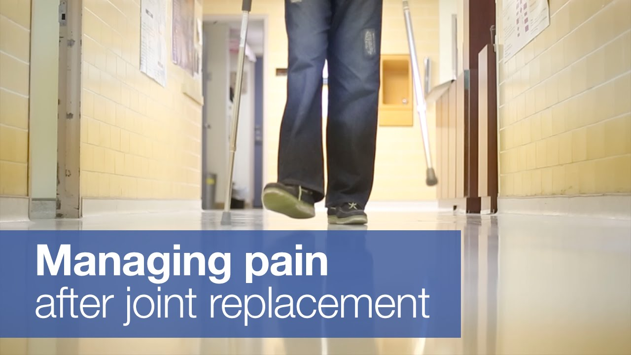 How to Manage Pain After Knee Replacement Surgery recommend
