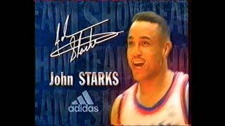NBA Adidas Show Team - VHS Video Promo - VF George Eddy