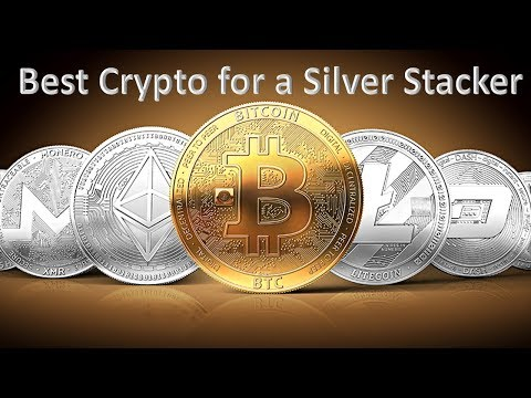 Best Crypto for a Silver Stacker