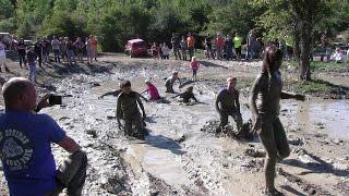 Little Kids Mud Run At Wolf Springs Mud Bog Sept 2016