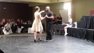 Dance Team #4 Hodgie Carter & Brittany Wells_Gray #tslice🍕 #dancingwiththelocalstars