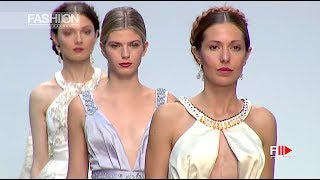 MAI - Alas de amor Highlights Spring Summer 2018 Madrid Bridal Week - Fashion Channel