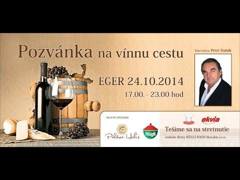 Vínna cesta - Firma Hügli a Pekáreň Halič