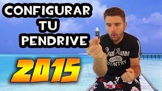 CONFIGURAR EL USB PARA XBOX 360 ACTUALIZADO 2015