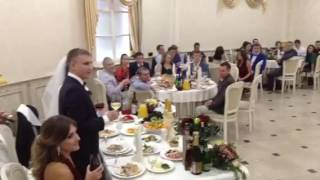 Пожелание от папы невесты