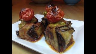 İslim Kebabı (Kürdan Kebabı) -Sıcak Yemekler