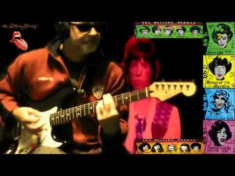MissYou Live Texas 78 Subtitulado Español Rolling Stones & RollingBilbao Guitar Cover HD.wmv