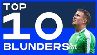 TOP 10 | De grootste keepersblunders