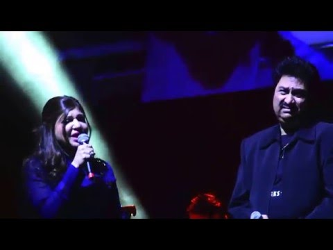 Kumar Sanu Alka Yagnik Concert - Mera Dil Bi Kitna Mp3