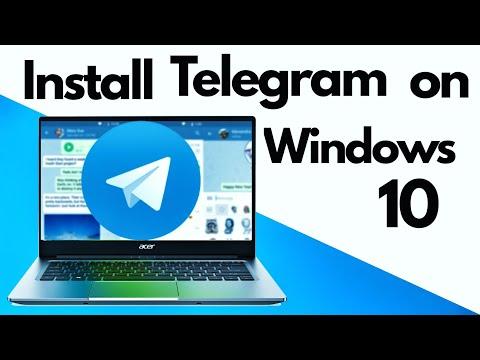 How To Get Telegram on Laptop | Telegram Web & Desktop App for PC