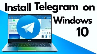 New Telegram Desktop App | New Features, Multiple Account | How To Install Telegram on PC or Laptop