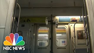 Coronavirus: New Safety Measures For Public Transportation And Air Travel | NBC Nightly News