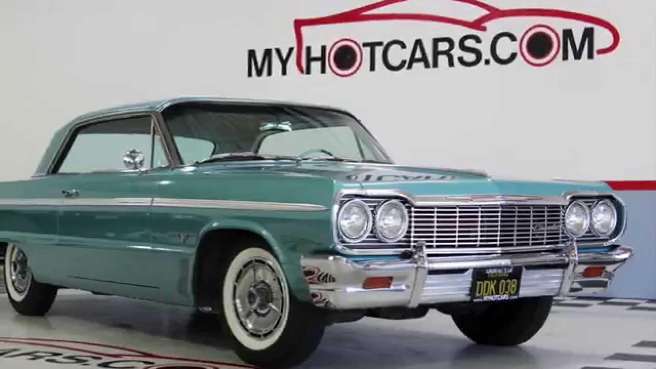 1964 Chevy Impala SS @ My Hot Cars Video Showcase - YouTube