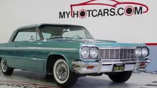 1964 Chevy Impala SS @ My Hot Cars Video Showcase