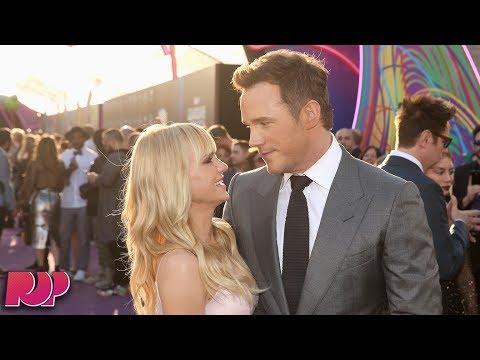 Anna Faris Dumped Her First Husband For Chris Pratt