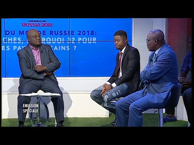 Débat / Russie 2018: 64 matches, pourquoi 32 pour les pays Africains? par Lassine FOFANA