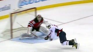 Ovechkin dekes his way to unbelievable goal