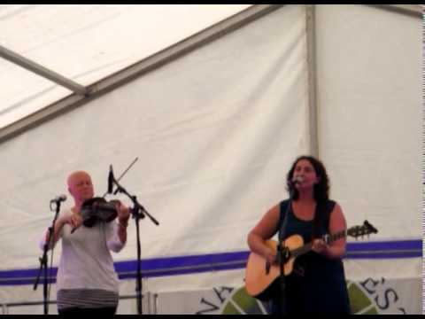 Catherine Burke - 'A Million Different Things' - live at Swanage Folk Festival 2014