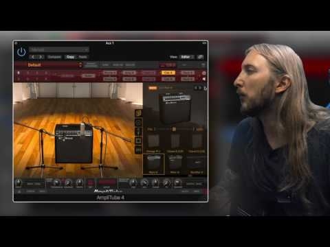 Ola Englund - AmpliTube 4 and MESA/Boogie In-depth