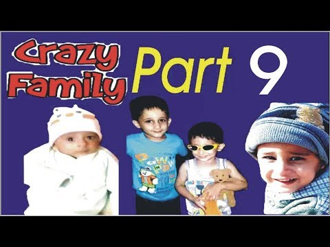 Crazy Family Part 9 | Watch till end | Crazy family at home