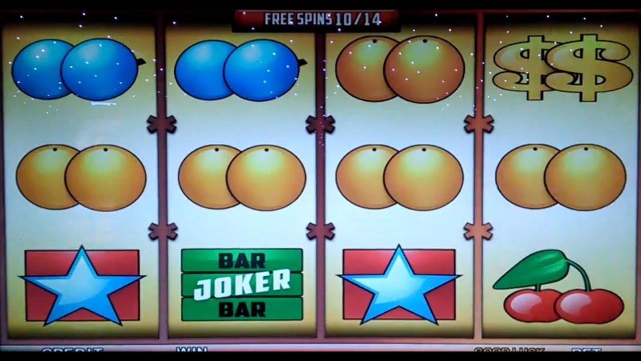 Slot Machine Kajot