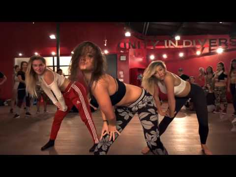 Tinashe - Party Favors (Choreography) BEST EVER!