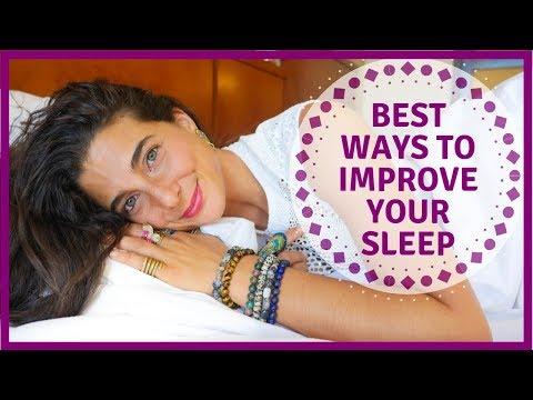 Best Ways to Improve Your Sleep | 11 Key Hacks & Tips