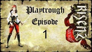 Risen 2 Dark Waters : Gameplay FR Playthrough - Episode 1 Bienvenue à bord matelot !