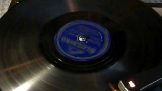 Tommy McClennan - Deep Blue Sea Blues- rare 78rpm blues record