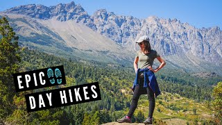 EPIC DAY HIKES in EL BOLSÓN, PATAGONIA: Here are 7 Hiking Trails to Choose From in Argentina!