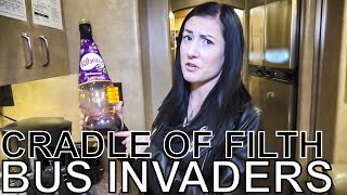 Cradle of Filth - BUS INVADERS Ep. 1437