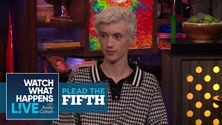Does Troye Sivan Like Azealia Banks' Music? | Plead The Fifth | WWHL