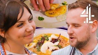 Couple Bicker As They Prepare Burmese Banquet | My Pop-Up Restaurant