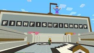 Minecraft: Hangman OY FISH FISH FISH
