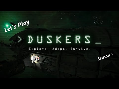 Let's Play Duskers S01E18 - Running out of space