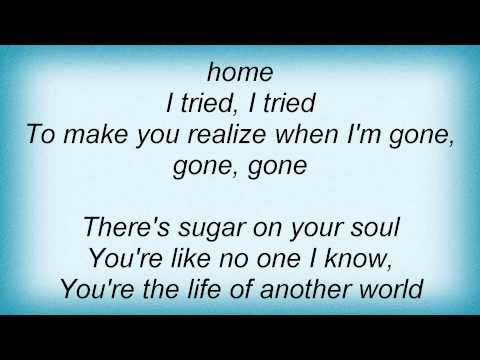 Editors - Sugar Lyrics