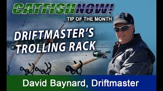 CFN How To Driftmaster's New Rod Rack with David Baynard