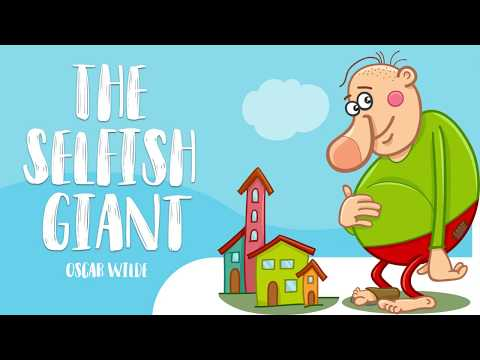 ✅📖📚 THE SELFISH GIANT. OSCAR WILDE. SHORT TALES. Short Stories. English Story. The Pencil Voice.