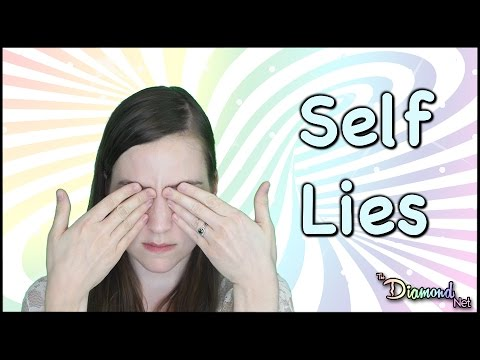 Self Lies - How You Lie to Yourself - Self Deception