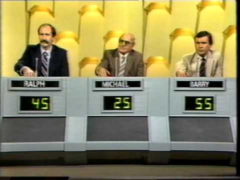 Sale of the Century 1984 Barry Jones Episodes 7 and 8