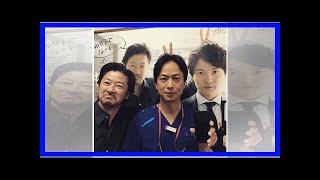 HQ 俳優の椎名桔平が18日、自身のInstagramを更新。公開された俳優・浅...