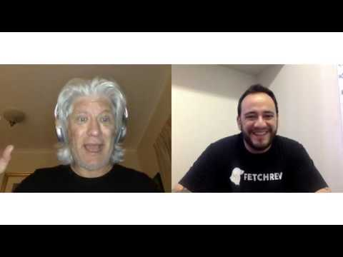 Ep 32: Bob Cooney's Virtual Reality Deep Dive - Mike Carrillo of FetchRev