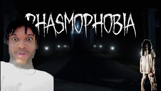 I played PHASMOPHOBIA with my friends & cried.. (SCARY GAME)