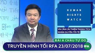 Tin tức: Việt Nam cần cải thiện thành tích nhân quyền tồi tệ