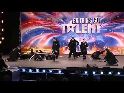 Britains Got Talent - Diversity Audition - 2009