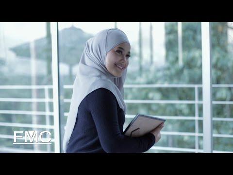 OST Imam Mudaku Romantik | Wan Azlyn Feat. Viral - Takkan Ada (Official Music Video)