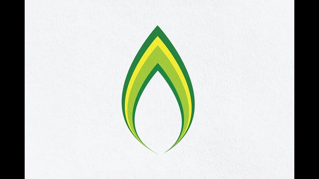 Logo Design tutorial with adobe illustrator | professional ...
