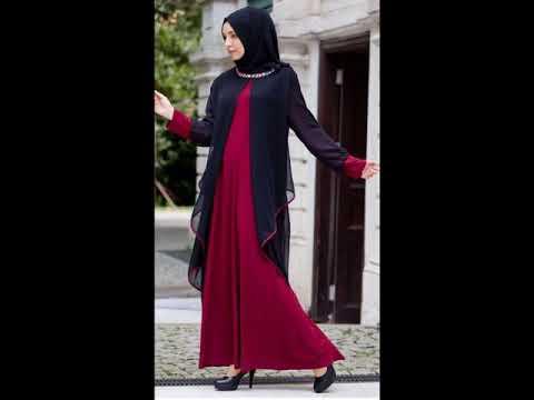 93acadd8b6599 احدث موديلات للمحجبات ملابس محجبات في تركيا اسطنبول عام 2018 ...