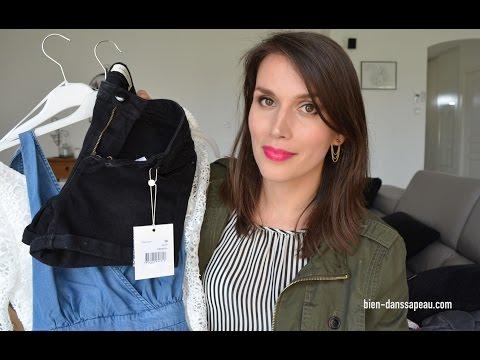 It's haul time : mes derniers achats mode, sport et beauté